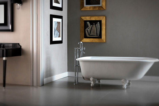 Rubinetto Vasca Da Bagno In Inglese : Delizioso la vasca da bagno in inglese bagno idee