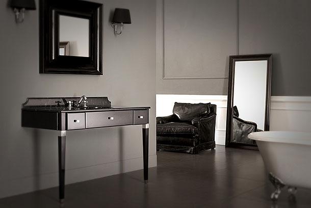 Arredo bagno classico elegante cheap mobili da bagno for Arredo bagno classico immagini