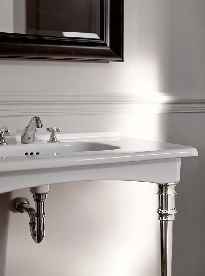 Lavabo A Consolle In Ceramica.Consolle Per Lavabo Bath Bath