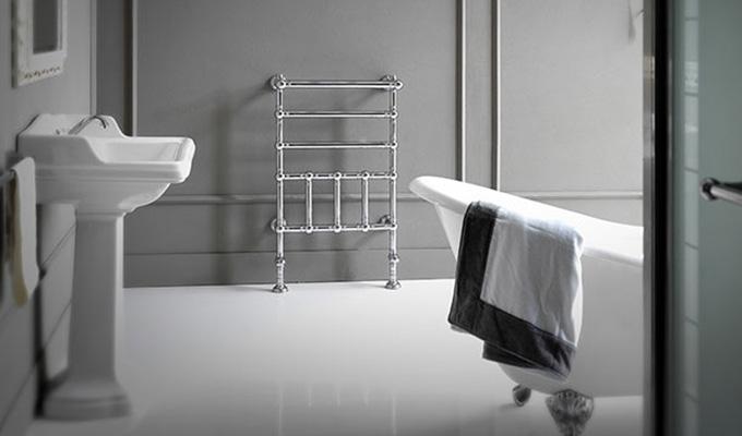 Porta asciugamani elettrici bath bath for Arredo bagno porta asciugamani