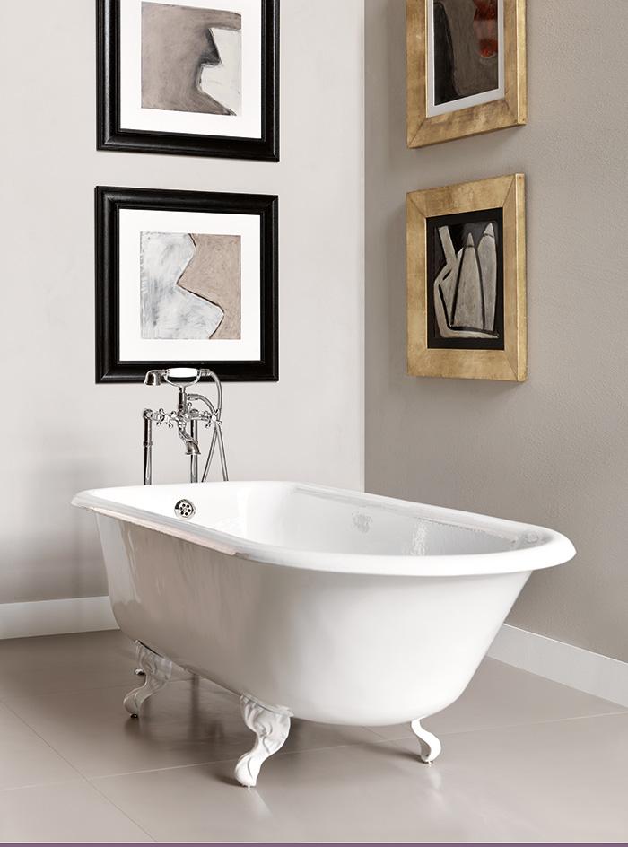 Vasche da bagno in ghisa bath bath - Produzione vasche da bagno ...