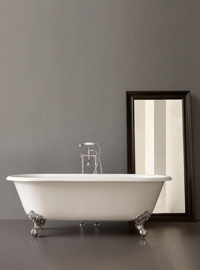 Vasche da bagno classiche cupc vasche da bagno classiche - Vasca da bagno classica ...