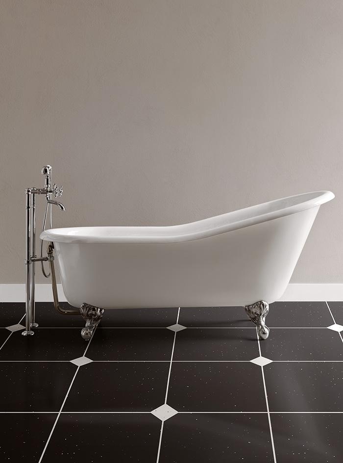 Bath bath for Vasca da bagno classica